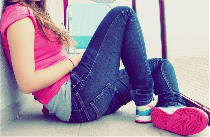 ALone cool cute girls facebook profile pictures