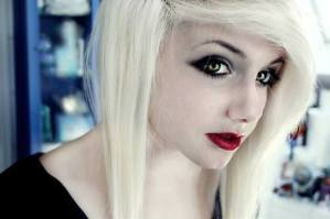 cute emo girls facebook display pictures