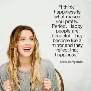 happy quotes profile pictures with girl