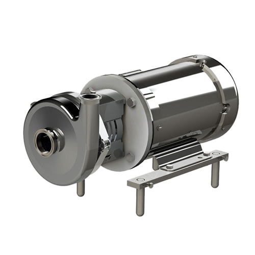 Centrifugal pump hygienic stainless steel