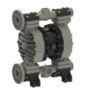 Industrial diaphragm pumps