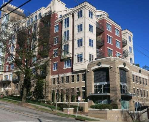 Best Raleigh Neighborhoods, Downtown Raleigh, Hillsborough Neighborhood, Paramount Condominiums at Boylan and Johnson Sts.