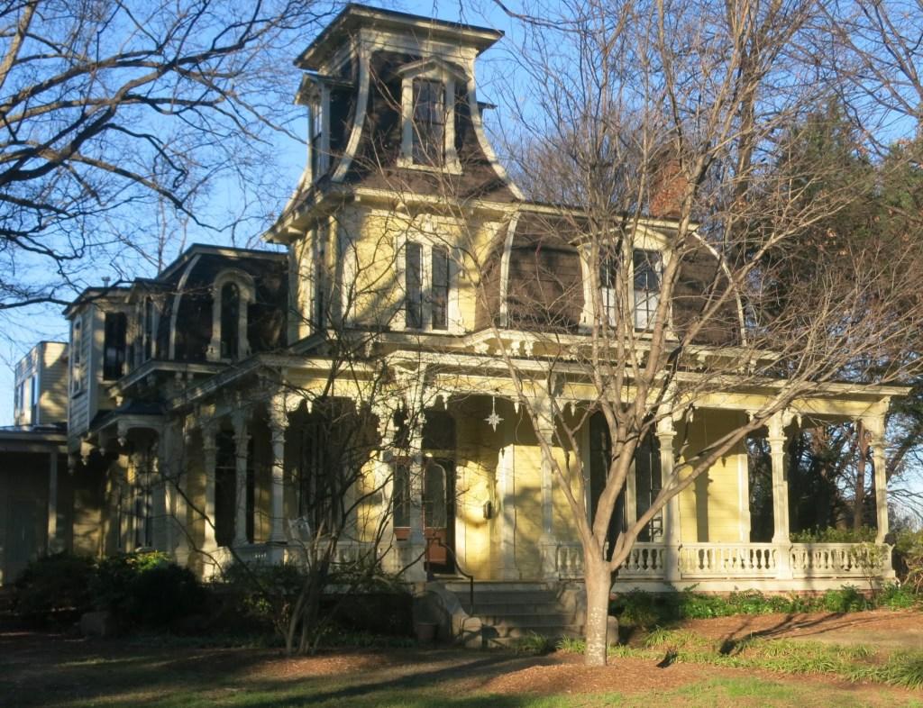 Oakwood Victorian, Best Raleigh Neighborhoods, Downtown Raleigh, North Central Raleigh Neighborhood, Capital District