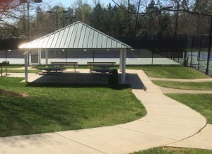 Bedford-Tennis Courts, Best Raleigh Neighborhoods, North Raleigh, Bedford at Falls River
