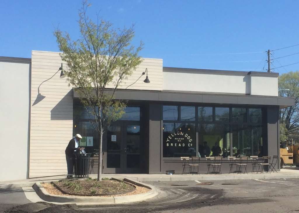 Yellow Dog Bread Co., Best Raleigh Neighborhoods, Inside the Beltline, Mordecai