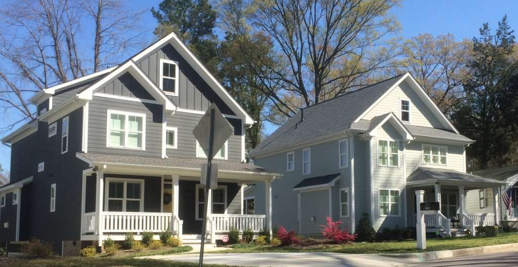 Mulberry Street, Mordecai Neighborhood, Best Raleigh Neighborhoods, Inside the Beltline, Mordecai