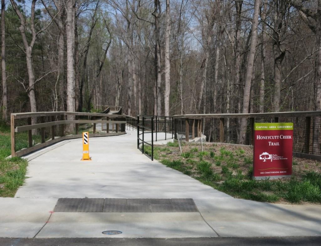 Bent Tree- Honeycutt Creek Trail, Best Raleigh Neighborhoods, Midtown, Bent Tree