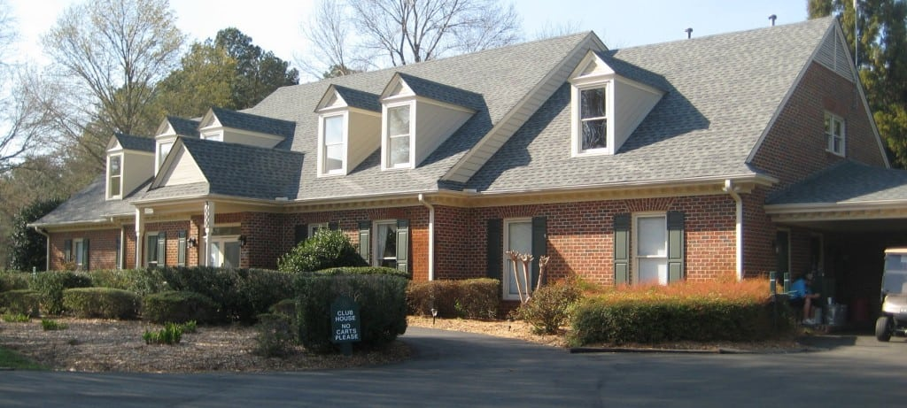 Club House, Best Raleigh Neighborhoods, Midtown, Wildwood Green Golf Community
