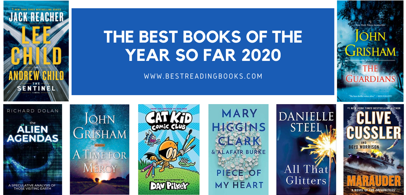 The best books of the year so far 10   Best Reading Books