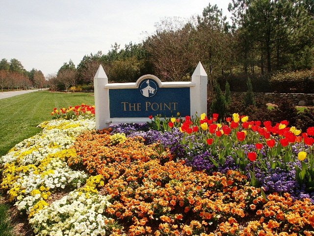 The Point Luxury Community in Lake Norman