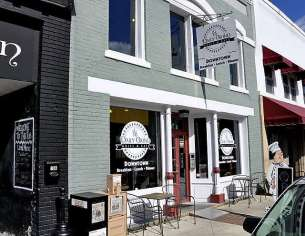 The Daily Grind Restaurant in Historic Downtown Mooresville