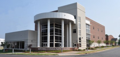 Mitchell Community College Campus in Mooresville