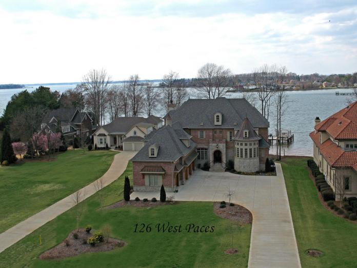 Lake Norman waterfront estate