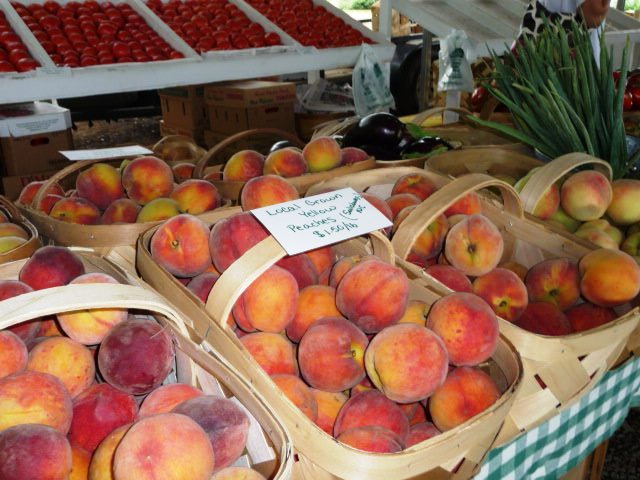 Fresh, Locally Grown Fruits Lake norman
