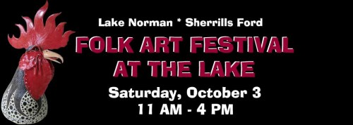 Lake Norman Folk Art Festival