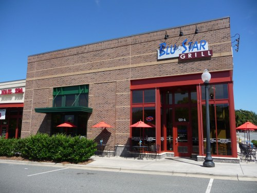 BluStar Grill and Cafe in Mooresville