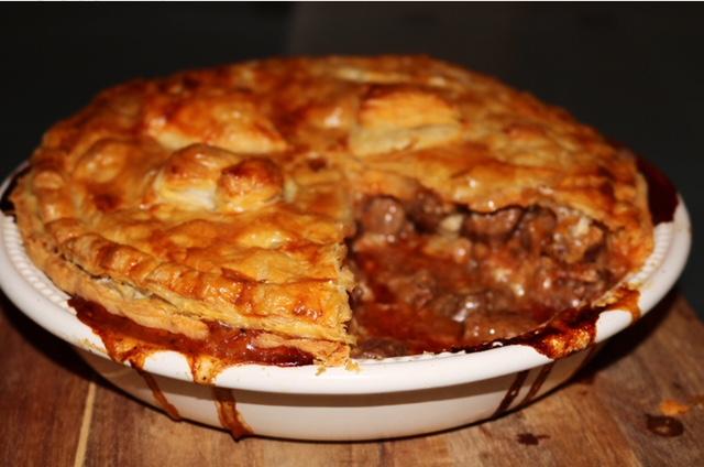 The Best Steak & Ale Pie - Best Recipes UK