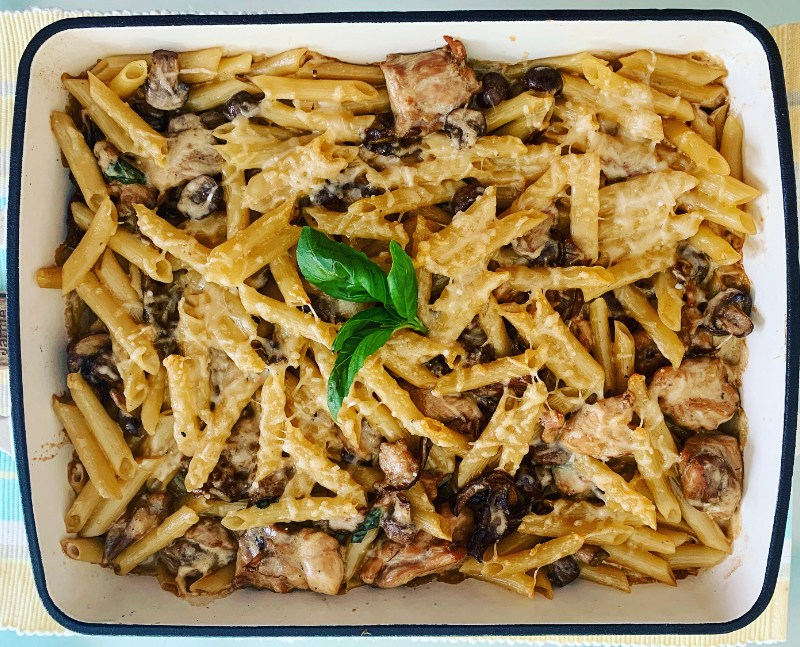 Best Chicken Pasta Bake Recipe