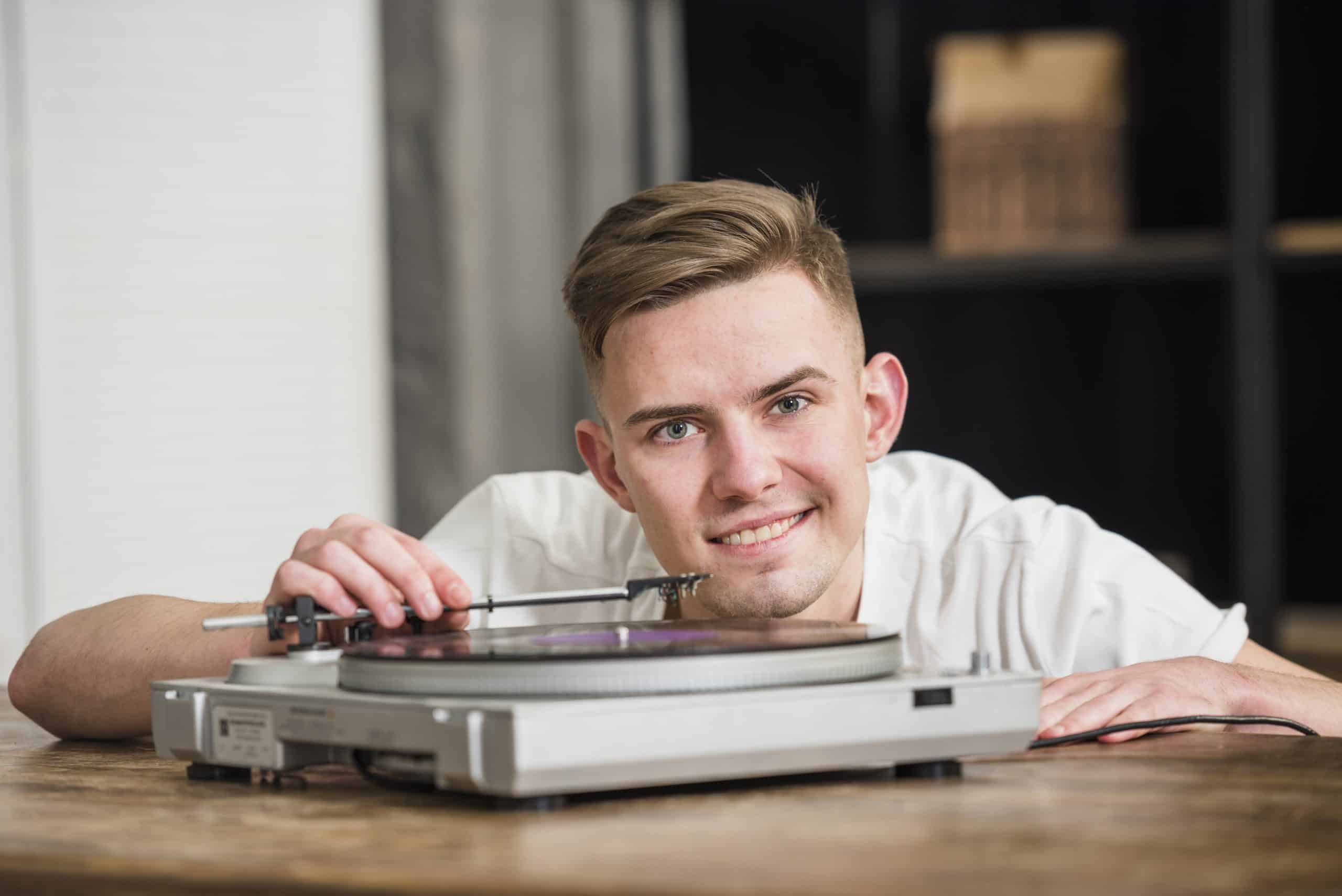 best record player for teenager