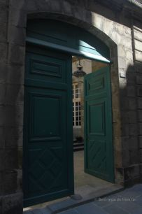 A corsair's house, Saint Malo, France