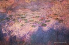 Monet - Reflections of Clouds on the Water-Lily Pond