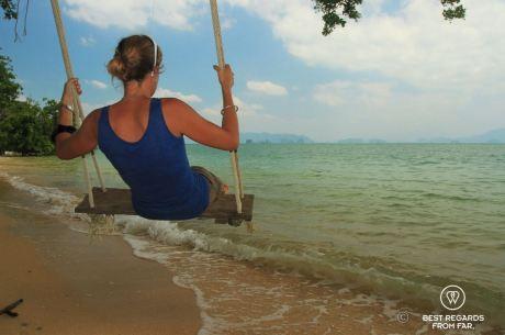 The stunning setting of Ko Yao Noi, Thailand