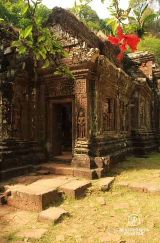 Wat Phu Champasak, the Swing, Laos