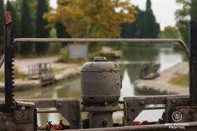 The locks of Fonseranes are now engine-operated, Béziers