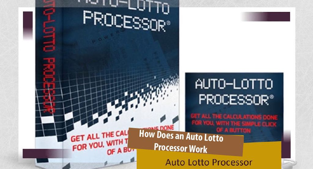 Auto Lotto Processor Reviews – How To Win A Lottery – Best Product