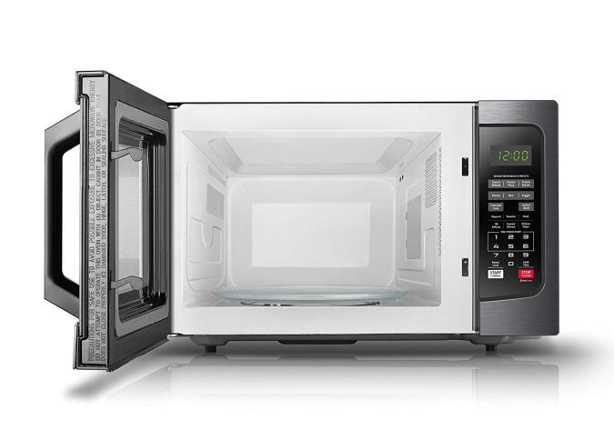 Toshiba EM131A5C-BS Microwave Review
