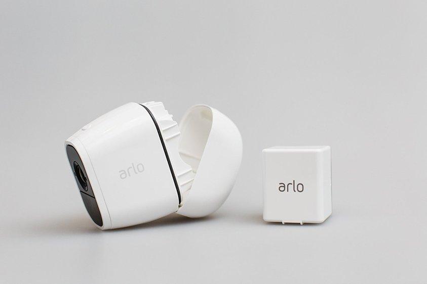 arlo pro 2 battery life