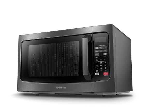 toshiba em131a5c-bs microwave oven review