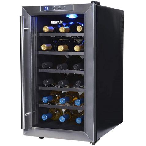 wine refrigerator reviews