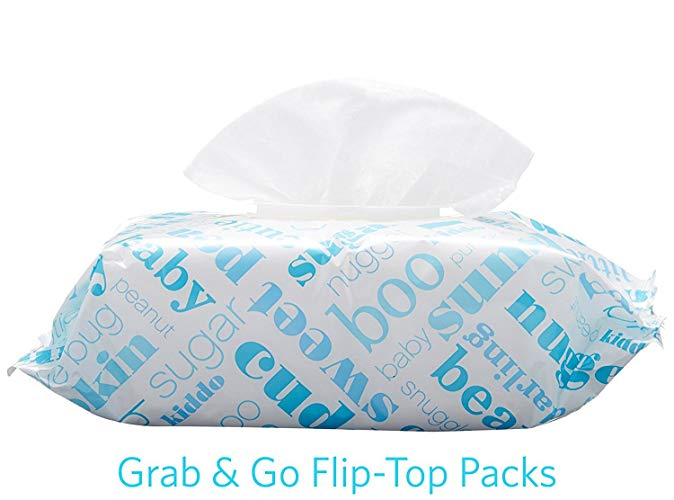Amazon Elements Baby Wipes Review
