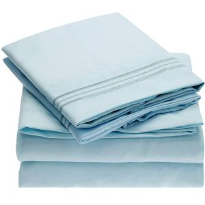 Mellanni Bed Sheet Set Review