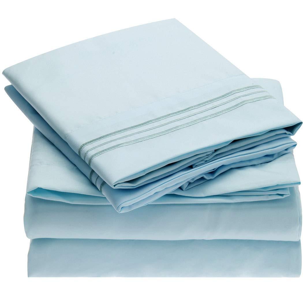 Mellanni Bed Sheet Set Review