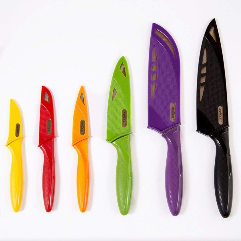 Zyliss Knives Review