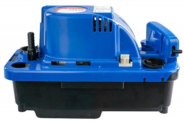 Little Giant VCMX-20ULST 554550 VCMX Series Automatic Condensate Removal Pump With Safety Switch.
