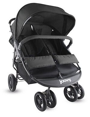 Double Stroller For Newborn and Toddler