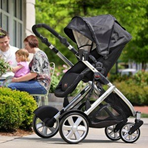 Baby Car Seat Stroller Combo