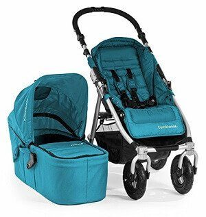 Bumbleride Indie 4 Urban All Terrain Stroller Review