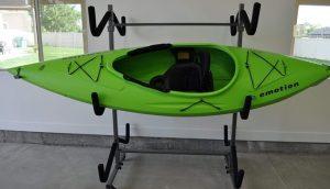 Ajillis 71 Kayak Storage Rack