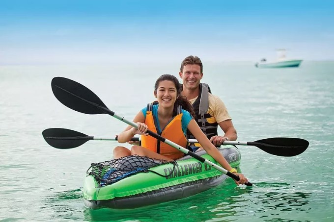Best Tandem Inflatable Kayak