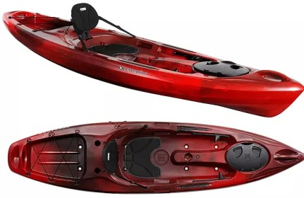 Perception Kayak Sit on Top Access