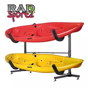 RAD Sportz Freestanding Kayak Rack