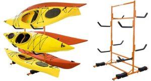 best free standing kayak rack