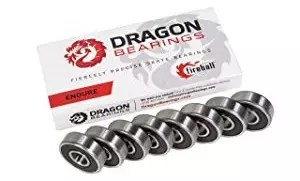 Fireball Dragon Precision Bearings