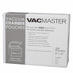 VacMaster 40722 3-Mil Vacuum Chamber Pouches, sosu vide bags safe
