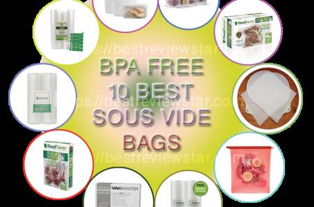 bpa free best sous vide bags