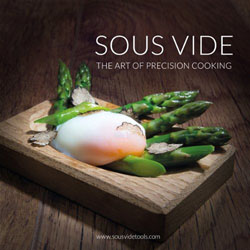 wonderful recipe book for sous vide